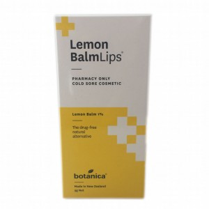 Botanica_Lemon Balm Lips